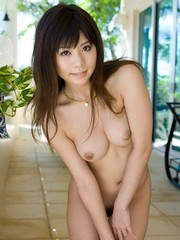 Asian Aya Hirai shows her perfect..