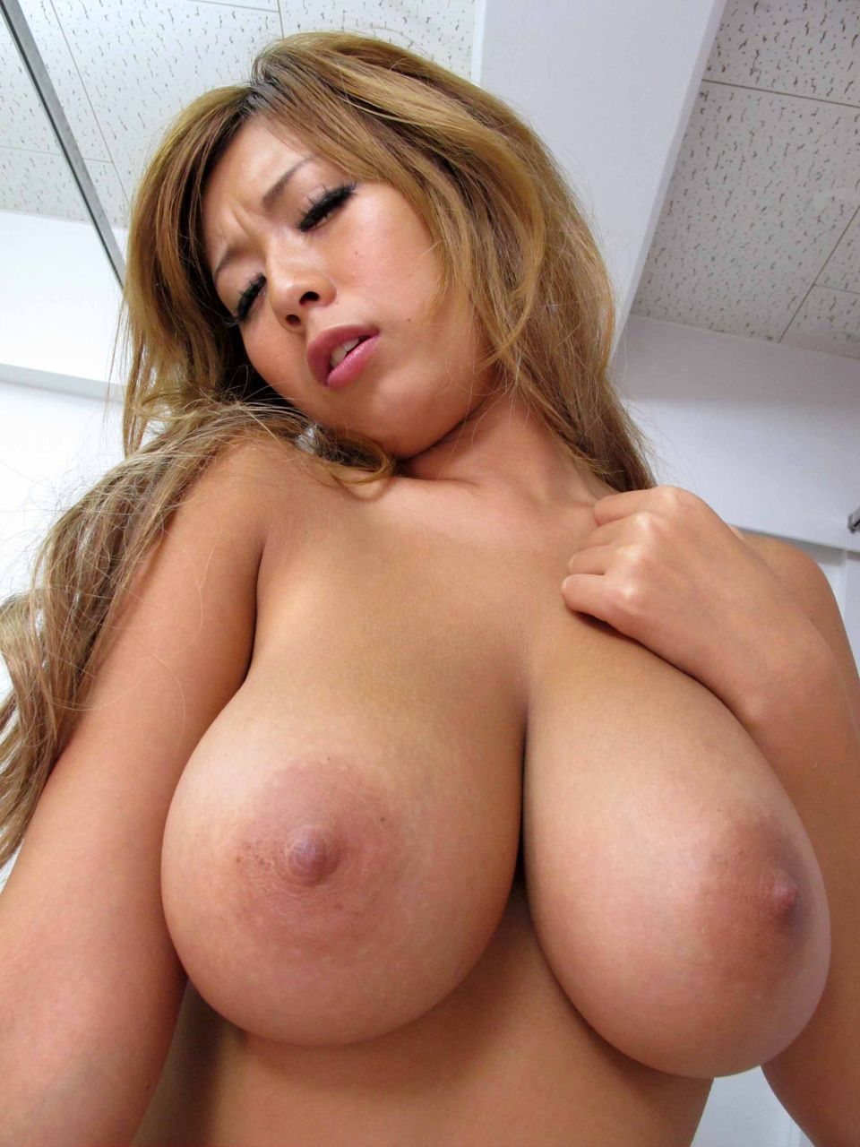 Big Tits Asian American