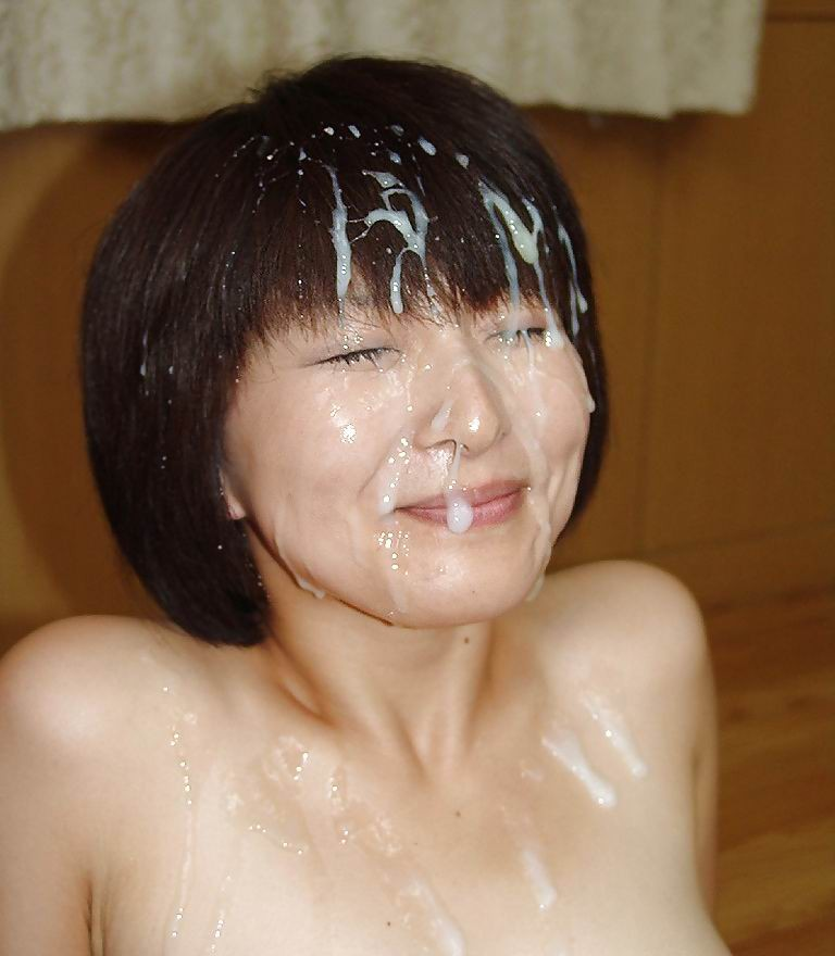 Asian girls messy facials apologise